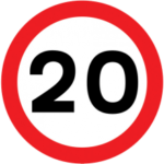 '20's plenty – cars, speeding and communities'