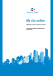 'My City Online – the case for urban web portals – a Smart Cities resource'